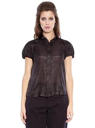 Caramelo Blusa Elegance (negro)