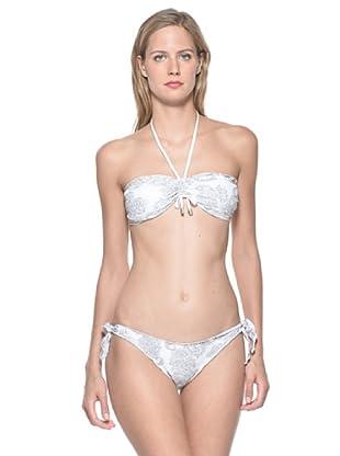 Rosapois Mare Bikini (Bianco)