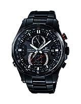 Casio Edifice Analog Black Dial Men's Watch - EQW-A1200DC-1ADR(EX115)