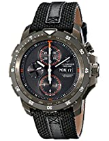Victorinox Men's 241530 Alpnach Analog Display Swiss Automatic Black Watch