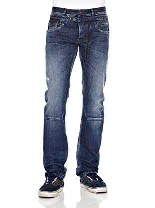 Salsa Jeans First Level Tapered (Blu)
