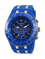 Exotica Analog Blue Dial Men's Watch (EF-01 Blue-PL)