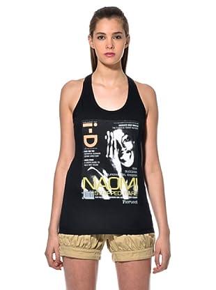 Fiorucci Camiseta Modica (Negro)