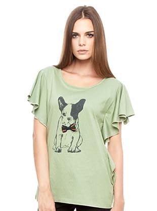 Dolores Promesas Camiseta Tula (Verde)