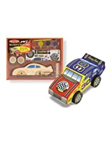 Dyo Race Car Arts And Crafts Kit