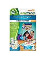 Leapfrog Tag Human Body Discovery Pack, Multi Color