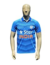 YUVA Team India ODI Cricket Supporter Jersey 2016 SIZE 42