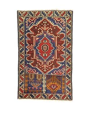Eden Teppich Kezil mehrfarbig 88 x 140 cm