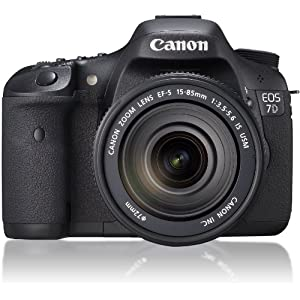 Canon デジタル一眼レフカメラ EOS 7D