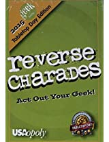 Reverse Charades Geek & Sundry Promo Deck 2015 International Table Top Day Exclusive
