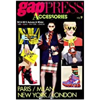 gap PRESS ACCESSORIES 2014年Vol.9 小さい表紙画像