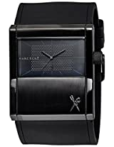Marc Ecko Fashion Analog Black Dial Men's Watch - E12523G1