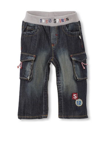 KANZ Baby Cargo Jeans (Denim)