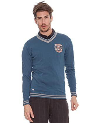 Timeout Jersey Escudo (Azul)
