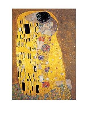 ARTOPWEB Wandbild Klimt Il Bacio 96x136 cm