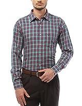 Allen Solly Men Slim Fit Shirt_AMSF515G02470_38_Multi