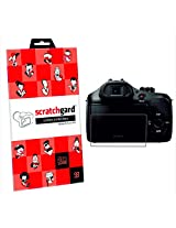 Scratchgard Ultra Clear Protector Screen Guard for Sony ILCE-3500J