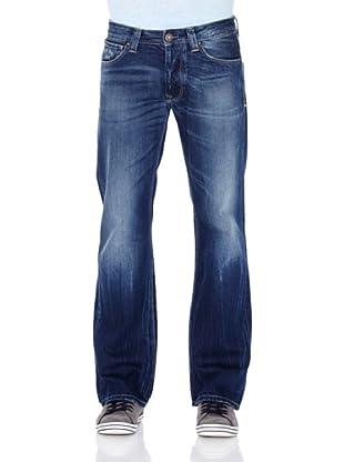 Pepe Jeans London Vaquero London (Azul Oscuro)