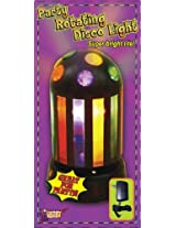 Forum Novelties Rotating Rainbow Disco Party Light