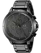Armani Exchange End-of-Season Aeroracer Analog Black Dial Men's Watch - AX1751