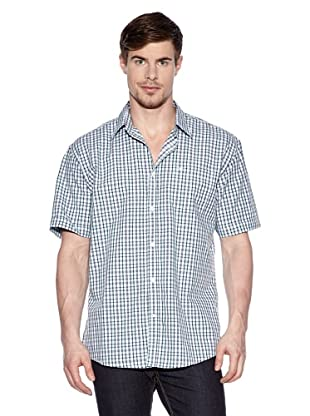 Tom Tailor Camisa Rome (Roma) (Azul)