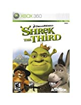 Shrek The Third (Spanish Cover)