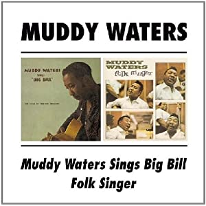 Muddy Waters Sings Big Bill Broonzy / Folk Singer