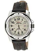 Timex Expedition Analog Beige Dial Men's Watch - T49261