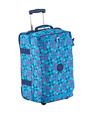 Kipling Trolley, halbstarr K13094B23 blau 55 cm
