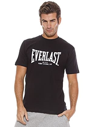 Everlast Camiseta Tremain (Negro)