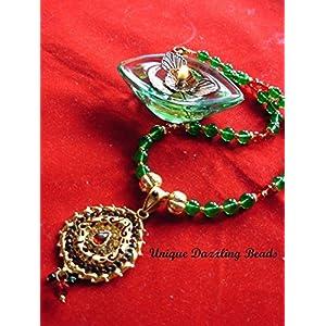 Unique Dazzling Beads Ethnic Beauty