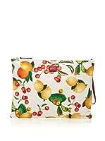 D&G Bolsa Lona Frutas (Multicolor)