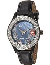 Giordano Analog Black Dial Women's Watch 2591-04