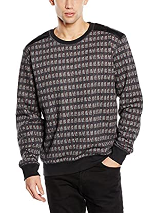 TRU TRUSSARDI Sudadera All Over Check