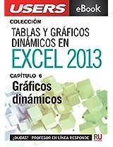 Tablas y gráficos dinámicos en Excel 2013: Gráficos dinámicos (Colección Tablas y gráficos diámicos en Excel 2013 nº 6) (Spanish Edition)