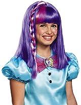 Disguise 85519 Twilight Sparkle Equestria Wig Costume Child
