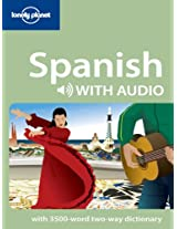 Lonely Planet Spanish Phrasebook & Audio