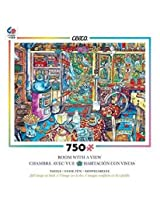 Ceaco Room With A View The Workshop Puzzle (750 Piece)