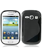 ESI S Line TPU Protection Case for Samsung Galaxy Frame S6810(Black)