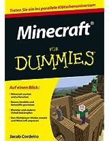 Minecraft für Dummies (Für Dummies)