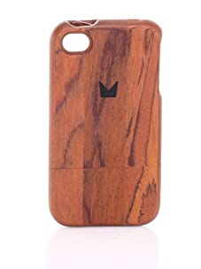 Ultima Series Redwood iPhone 4/4S Case, Red Brown