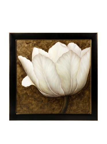 Carolyn Kinder Morning Dawn Bloom Oil