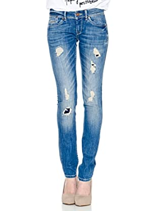 Pepe Jeans London Pantalón Vaquero Birch (Azul)