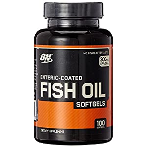 Optimum Nutrition (ON) Fish Oil - 100 Softgels