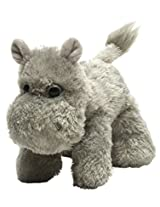 Wild Republic Hug Ems Hippo Plush Toy