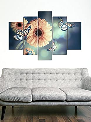 Homemania Set Panel Decorativo 5 Uds.