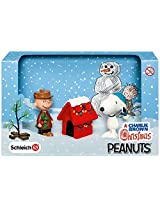 Schleich Charlie Brown Christmas Scenery