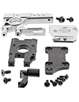 Kyosho 1/8 Inferno Mp9e Tki Rs * Aluminum Motor Mount & Differential Plate Mount
