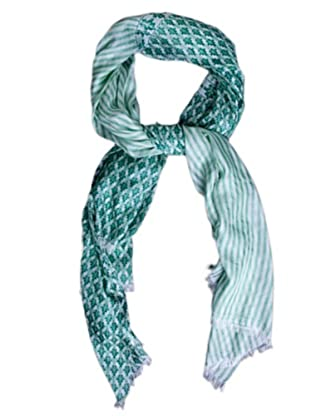 Fun&Basic Foulard (Verde)