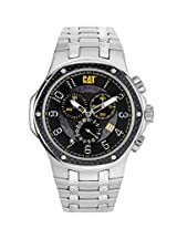Caterpillar Analogue Black Dial Men's Watch - A5.143.11.111